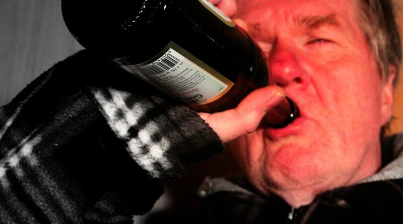 alcohol behavior