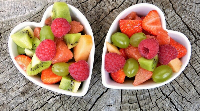 blurry vision fruits treatment